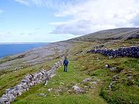 Wandern auf dem Burren Way