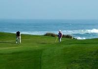 Golf im Westen von Irland