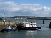 Liscannor Hafen