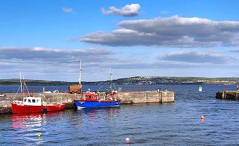 Liscannor Harbour